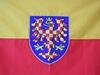 Moravská vlajka - ilustrační foto.