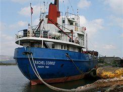 Loď Rachel Corrie s propalestinskými aktivisty míří do Gazy