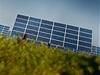 Solární elektrárna na Moravě - ilustrační foto.