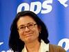 Miroslava Němcová na 21. kongresu ODS
