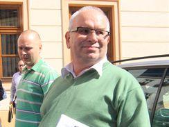 Aktivitami znojemské radnice se 23. září zabývala protikorupční policie. Kriminalisté se zajímají hlavně o činnost tajemníka úřadu Vladimíra Krejčíře