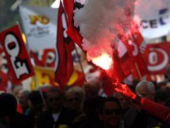 Ve Francii pokračují protesty proti důchodové reformě