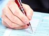 Manažer, smlouva (ilustrační foto)