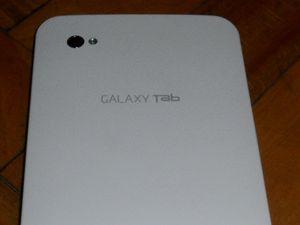 Galaxy Tab zezadu