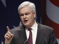 Newt Gingrich naznačil, že by mohl mít zájem ucházet se o stranickou nominaci na prezidenta