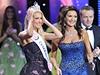 �eskou Miss 2011 se stala 19. b�ezna Jitka Nová�ková z �eských Bud�jovic. Vpravo je �editelka sout�e Michaela Malá�ová | na serveru Lidovky.cz | aktu�ln� zpr�vy