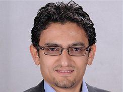 Wael Ghonim, 30letý marketingový manažer Googlu