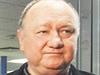 Exministr kultury Vítězslav Jandák