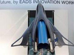 Koncept hyperzvukového dopravního letounu Zehst