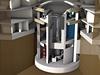 Malý, levnější a jedodušší atomový reaktor