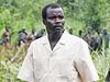 Jeden z mála záběrů Josepha Konyho. Byl pořízen v Jižním Súdánu při mírových rozhovorech v roce 2006.