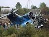 Trosky letounu Jak-42