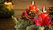 Adventní v�nec si m�ete koupit na n�kterém z trh�, nebo vyrobit ve váno�ní díln�. | na serveru Lidovky.cz | aktu�ln� zpr�vy