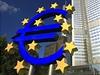 Ob�í symbol eura p�ed budovou ECB ve Frankfurtu | na serveru Lidovky.cz | aktu�ln� zpr�vy