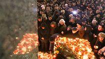 Na Havlovu počest zněly Českem zvony