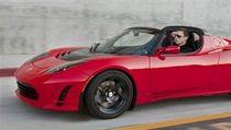 Tesla Roadster | na serveru Lidovky.cz | aktu�ln� zpr�vy