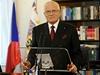 Prezident Václav Klaus p�i novoro�ním projevu v roce 2012.  | na serveru Lidovky.cz | aktu�ln� zpr�vy