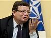 Místopředseda ODS a ministr obrany Alexandr Vondra.