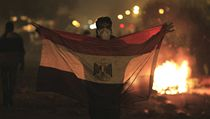 Egyptský demonstrant, Káhira | na serveru Lidovky.cz | aktu�ln� zpr�vy
