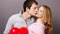 Valentýnský polibek (ilustra�ní foto).   na serveru Lidovky.cz   aktu�ln� zpr�vy