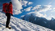 Výstup na Mont Blanc - ilustra�ní foto. | na serveru Lidovky.cz | aktu�ln� zpr�vy