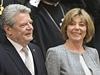 Joachim Gauck s partnerkou Danielou Schadtovou | na serveru Lidovky.cz | aktu�ln� zpr�vy