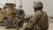 Ameri�t� voj�ci (ilustra�n� fotografie).