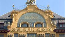 Hotel Evropa podle realizace Bed�icha Bendelmayera. | na serveru Lidovky.cz | aktu�ln� zpr�vy