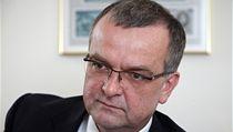 Miroslav Kalousek p�i rozhovoru pro Lidové noviny | na serveru Lidovky.cz | aktu�ln� zpr�vy