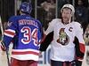 New York Rangers - Ottawa Senators (Alfredsson)