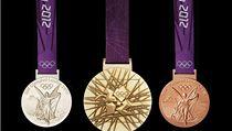 Medaile na olympiád� v Londýn�. | na serveru Lidovky.cz | aktu�ln� zpr�vy