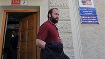 Roman Smetana opou�tí olomouckou vazební v�znici | na serveru Lidovky.cz | aktu�ln� zpr�vy