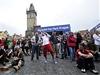 Na pra�ském Starom�stském nám�stí odstartoval t�ítýdenní festival Hyundai Fan Park Praha 2012 k fotbalovému mistrovství Euro 2012. | na serveru Lidovky.cz | aktu�ln� zpr�vy