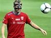 Michal Kadlec na tréninku reprezentace | na serveru Lidovky.cz | aktu�ln� zpr�vy