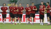 �esko (fotbalisté na tréninku) | na serveru Lidovky.cz | aktu�ln� zpr�vy