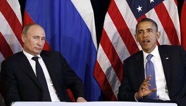 Barack Obama a Vladimir Putin  | na serveru Lidovky.cz | aktu�ln� zpr�vy