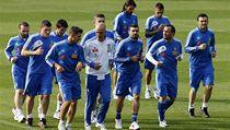 Fotbalisté �ecka na tréninku | na serveru Lidovky.cz | aktu�ln� zpr�vy