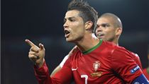 Portugalsko - Nizozemsko (Ronaldo) | na serveru Lidovky.cz | aktu�ln� zpr�vy