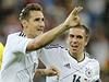 Miroslav Klose (vlevo) a Philipp Lahm | na serveru Lidovky.cz | aktu�ln� zpr�vy