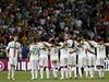 Fotbalisté Portugalska p�i penaltách. �elem je Cristiano Ronaldo | na serveru Lidovky.cz | aktu�ln� zpr�vy