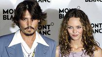 Johny Depp nyní už s expřítelkýní Vanessou Paradise