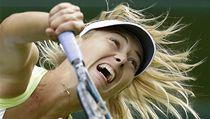 Ruská tenistka a sv�tová jedni�ka Maria �arapovová pat�í k nejhlasit�ji hekajícím hrá�kám na okruhu WTA | na serveru Lidovky.cz | aktu�ln� zpr�vy