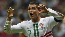 �esko - Portugalsko (Ronaldo) | na serveru Lidovky.cz | aktu�ln� zpr�vy
