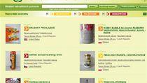 Nový web odhalující nekvalitní potraviny | na serveru Lidovky.cz | aktu�ln� zpr�vy