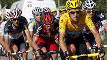 Tour de France (zleva Frank Schleck, Evans, Wiggins) | na serveru Lidovky.cz | aktu�ln� zpr�vy