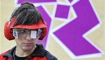 Lenka Maru�ková obsadila na olympijských hrách osmé místo ve st�elb� ze vzduchové pistole.  | na serveru Lidovky.cz | aktu�ln� zpr�vy