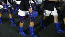 Zahájení olympiády (�eská výprava s vlajkono�em Petrem Koukalem) | na serveru Lidovky.cz | aktu�ln� zpr�vy