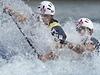 Jaroslav Volf(vlevo) a Ond�ej �t�pánek v olampijském závod� vodního slalomu C2  | na serveru Lidovky.cz | aktu�ln� zpr�vy
