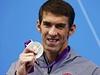 Michael Phelps se st�íbrnou medailí | na serveru Lidovky.cz | aktu�ln� zpr�vy