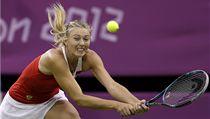 Ruská tenistka Maria �arapovová na olympiád� v Londýn� | na serveru Lidovky.cz | aktu�ln� zpr�vy